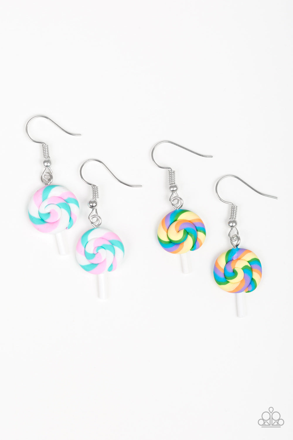 Lolipops - Paparazzi Starlet Shimmer Earring - Pink Dragon Jewels
