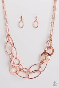 Metallic Maverick - Copper - Pink Dragon Jewels