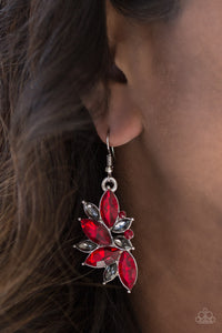 Vegas Vogue - Red - Pink Dragon Jewels