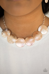 Glued To The SPOTLIGHT - Rose Gold - Pink Dragon Jewels