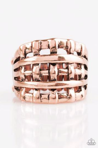 Go To GRATE Lengths - Copper - Pink Dragon Jewels