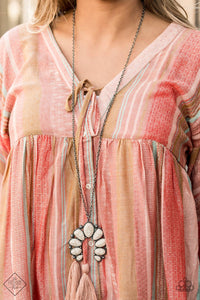 April 2020 Paparazzi Fashion Fix: Simply Santa Fe - Complete Trend Blend - Pink Dragon Jewels
