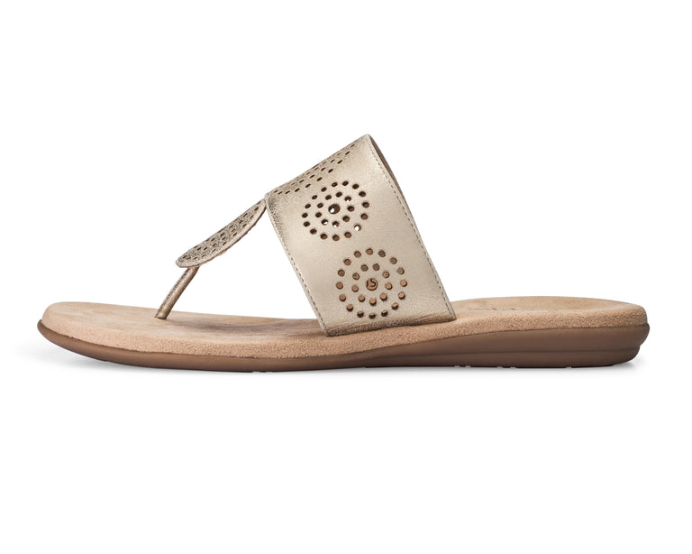 Goldie Lou FLEX® and HEEL-CUPPING® Barbara Sandal