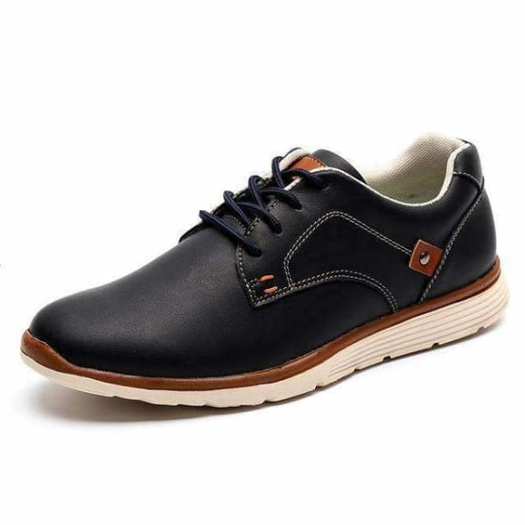 Fashion  mens Lace Up Casual Shoes