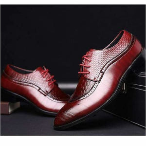 Mens`s designer luxury oxford shoes