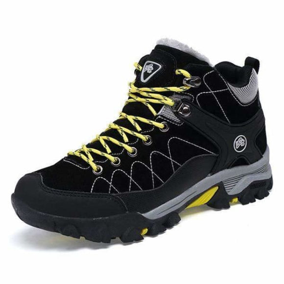 Men winter work snow boots