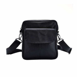 Large Capacity Real Leather shoulder bags for men