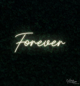 Forever | Hire Neon Signs NZ