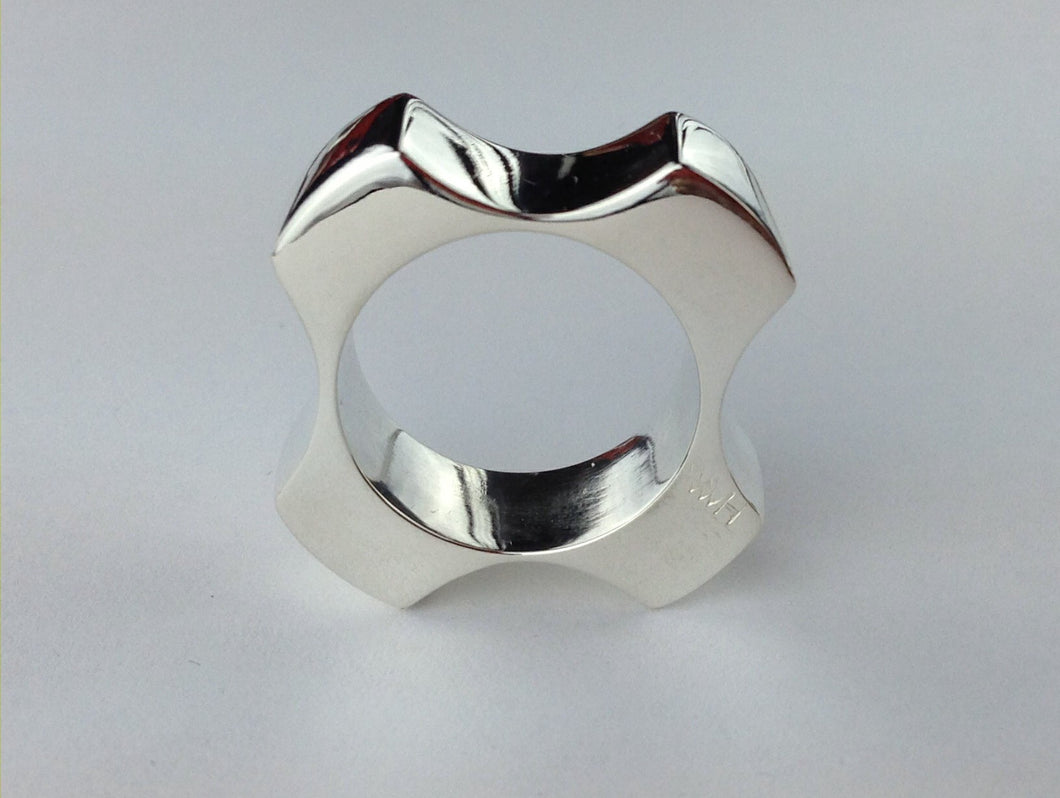 Comfortable Ring by Vincent Hawley