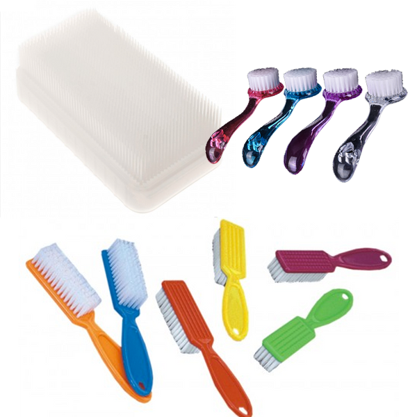 Scrub and Manicure Dust Brushes