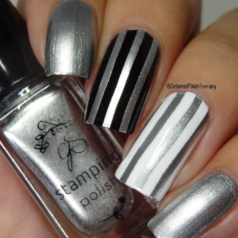 #4 Steal the Show Stamping Polish