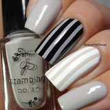 #15 Stone Cold Stamping Polish