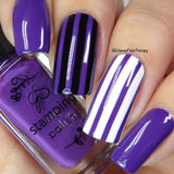 #16 Shiraz Stamping Polish