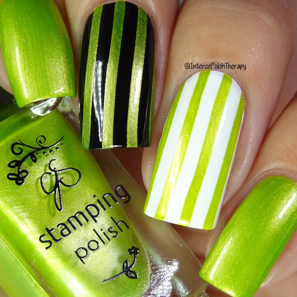 #44 Sassy Monster Stamping Polish