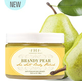 Brandy Pear Sea Salt Body Polish - Farmhouse Fresh