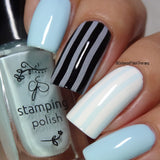 #76 Morning Dew Stamping Polish