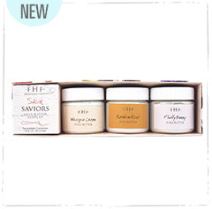 3 Piece Shea Butter Sampler - Skin Saviors