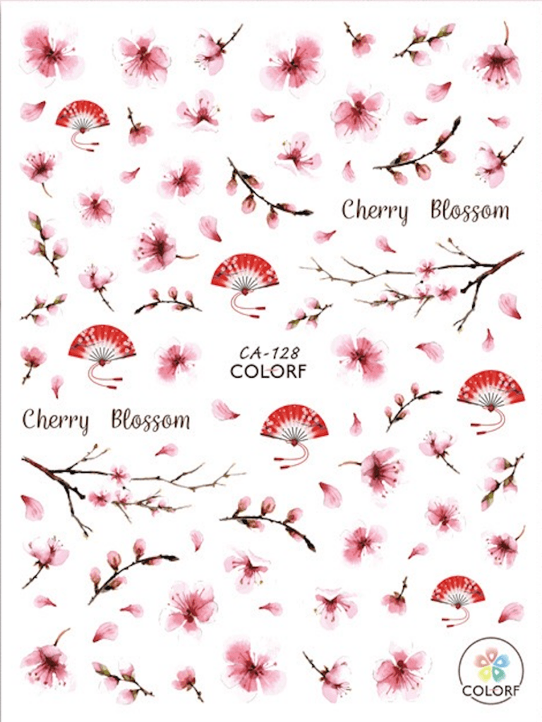 Cherry Blossoms #128 Pasties