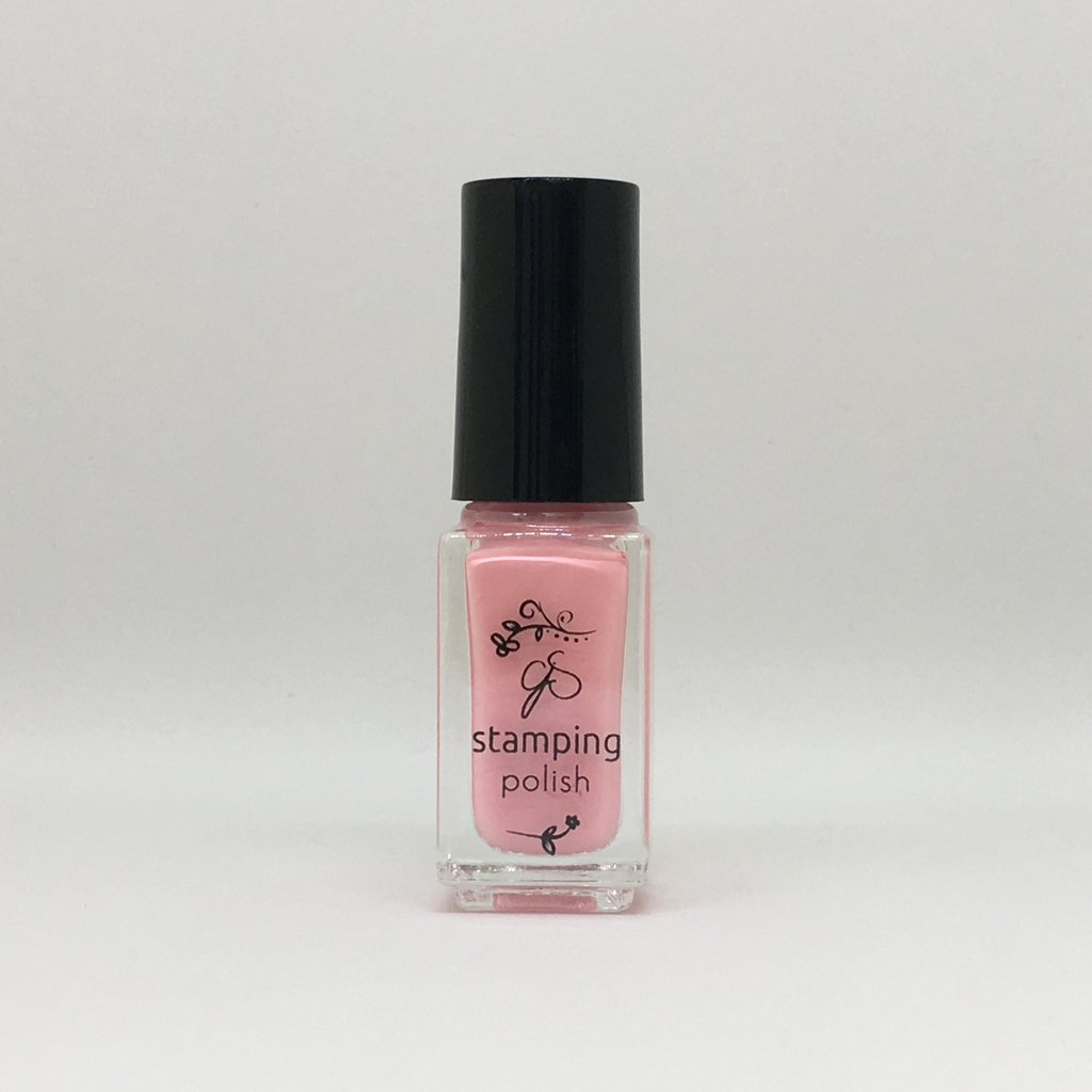 #21 Bubble Pop Pink Stamping Polish