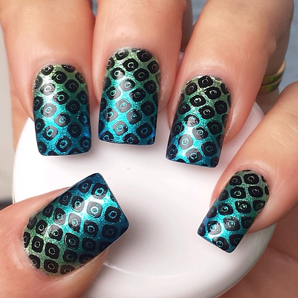 Collection 3 - Uber Chic Stamping Plates