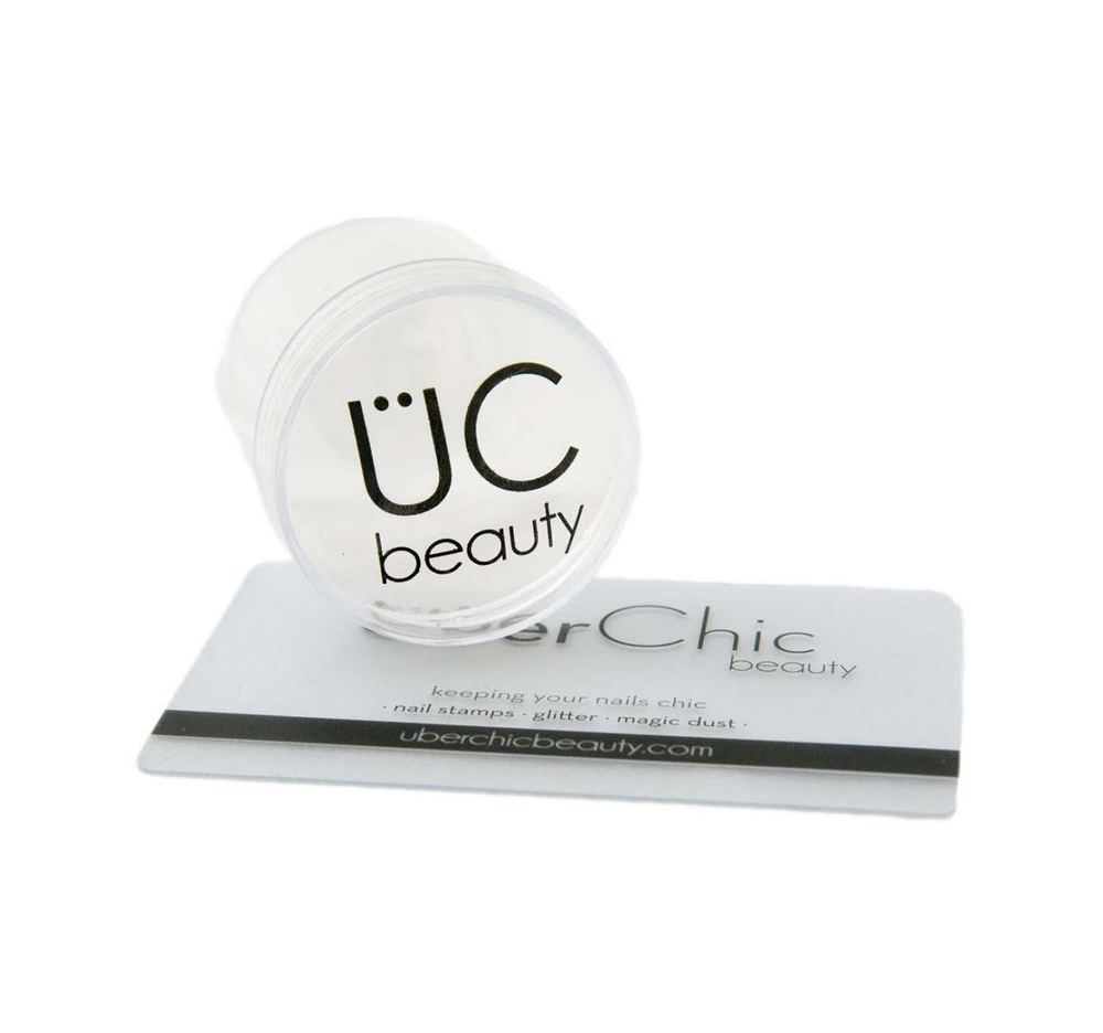XL Clear Stamper - Tall - Uber Chic