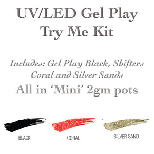 Gel Play UV/LED - TRY ME Kit