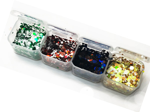 Glitter Pro Set of 28 in Case