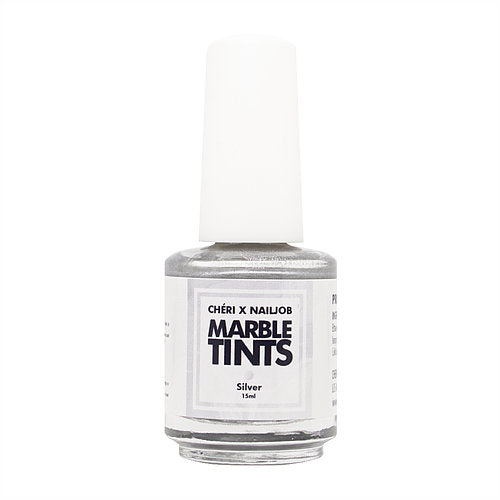 Silver - Marble Tint Alcohol Ink - .5oz/15ml