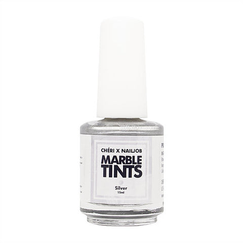 Silver-Marble Tint Alcohol Ink-15ml