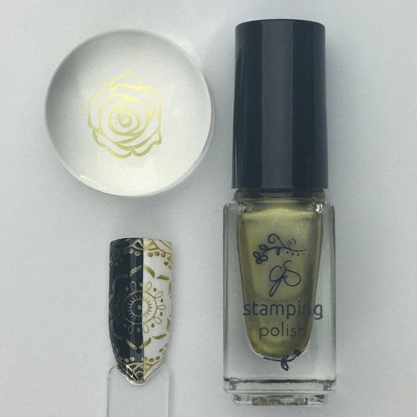 #57 Which Is Witch Stamping Polish