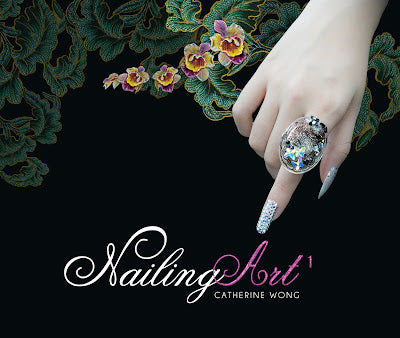 Nailing It - Limited Edition Nail Art Book by Catherine Wong