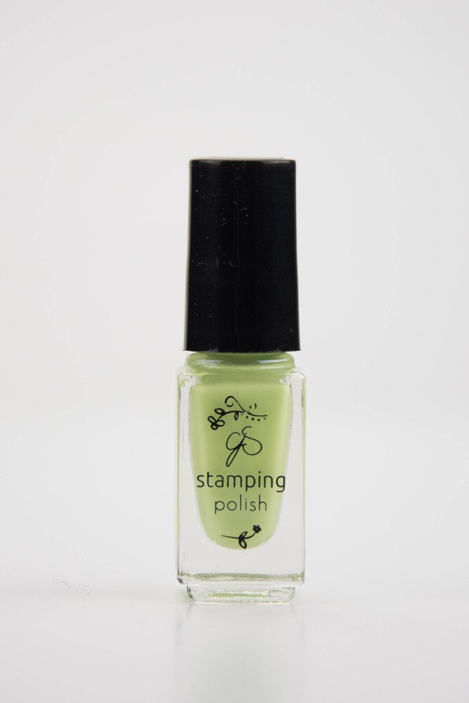 #64 New Bud Stamping Polish