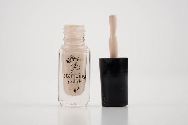 #66 Petal Princess Stamping Polish