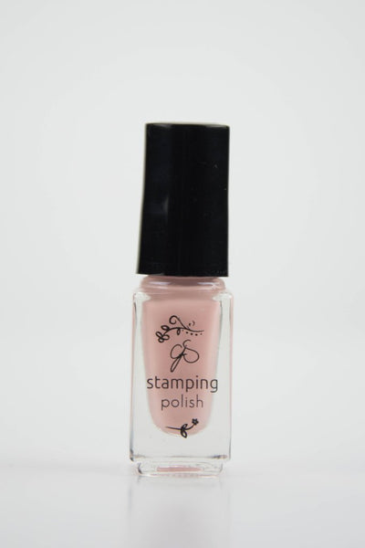 #68 Soft Bloom Stamping Polish