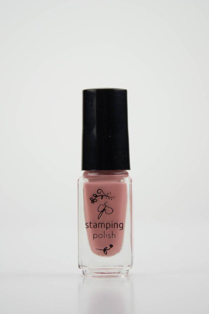 #75 Everything's Rosy Stamping Polish