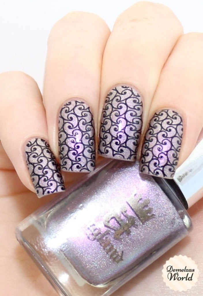 Collection 5 - Uber Chic Stamping Plates