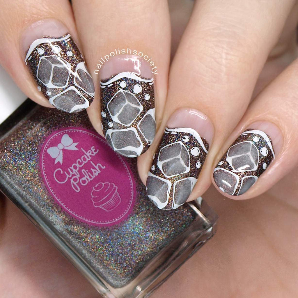 Bottoms Up - Uber Chic Stamping Plates