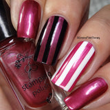 #55 Pomegranate Pop Stamping Polish