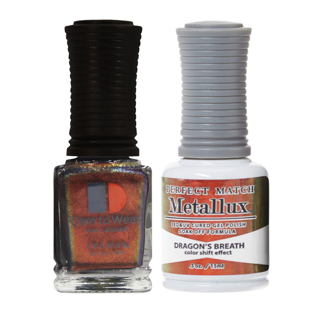 Dragon's Breath - Perfect Match Metallux - MLMS11
