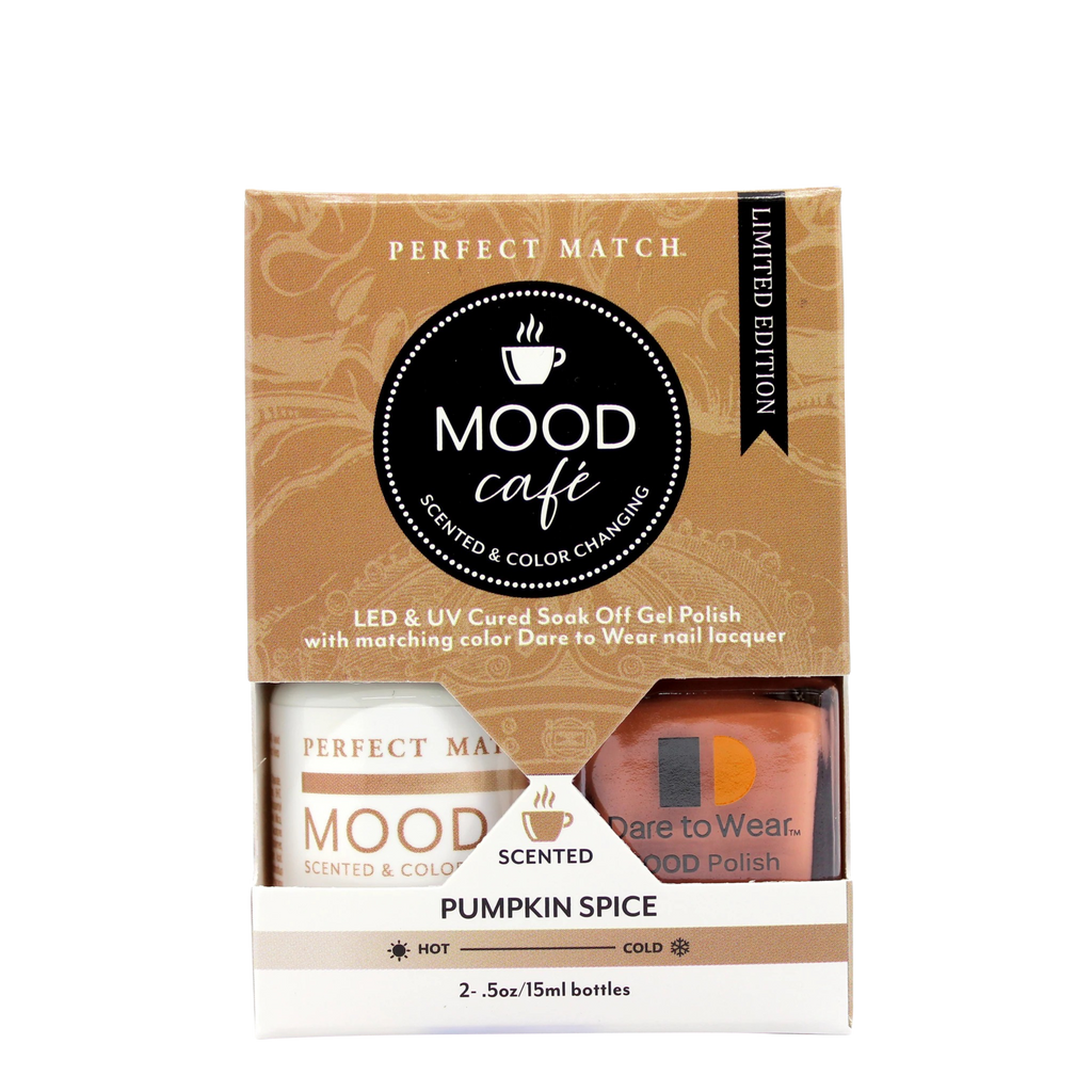 Pumpkin Spice - Mood CAFE Perfect Match - PMMS004