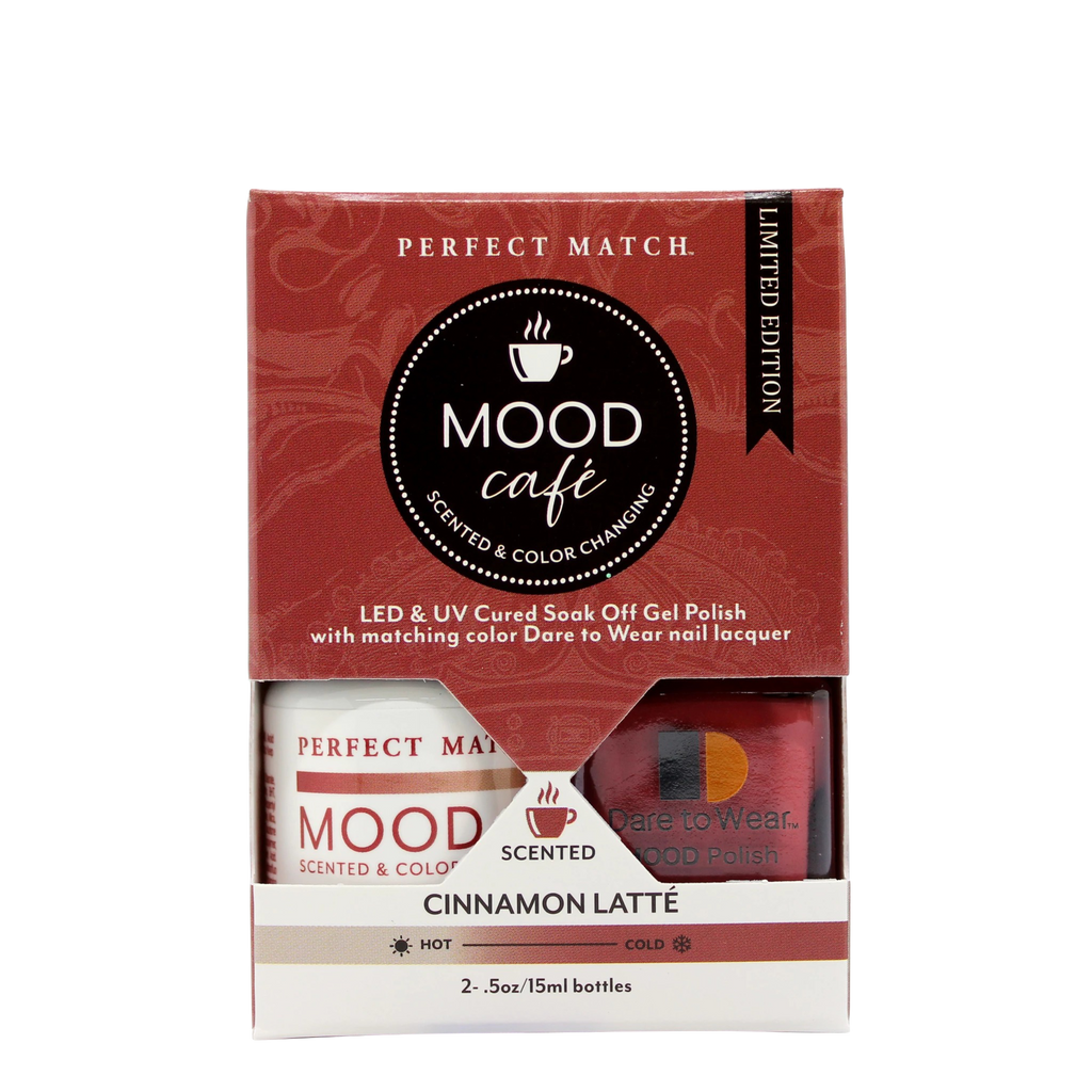 Cinnamon Latté - Mood CAFE Perfect Match - PMMS005