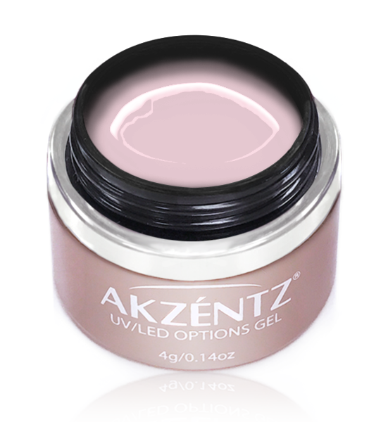 Pink Blush - Akzentz Options UV/LED - LuvNailz