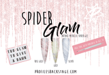 Metals GLAM Metallic Spider Gel Set