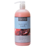 Cuccio Body Wash - Pomegranate & Fig