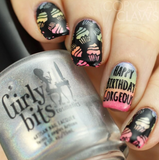Party Time - Uber Chic Stamping Plates