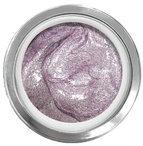 Glitter Icy Violet - Gel Play UV/LED