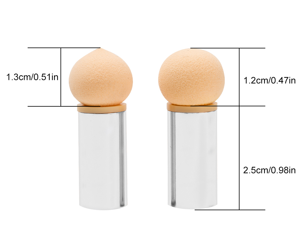 Silicone Sponge 2 Sided Tool