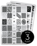 Collection 1 - Uber Chic Stamping Plates