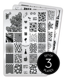 Collection 6 - Uber Chic Stamping Plates