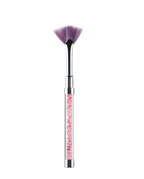 Unicorn Fan Brush